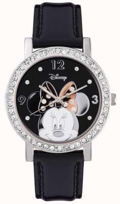 Disney Adult Minnie Mouse roestvrijstalen zilveren hoesje MN1149