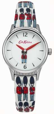 Cath Kidston Ladies bewakers roterende schijf riem CKL011ES