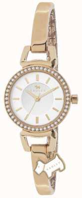 Radley Aldgate rose goud verguld half armband RY4154