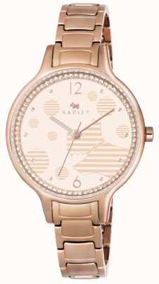 Radley Ormond link roos goud armband RY4254