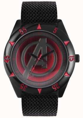 Avengers Zwarte meshriem AUM1541
