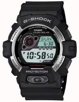 Casio G-shock op zonne-energie mens alarm GR-8900-1ER