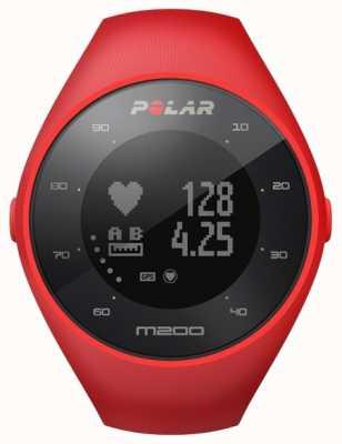Polar Unisex rode m200 gps m / l pols uur 90061217