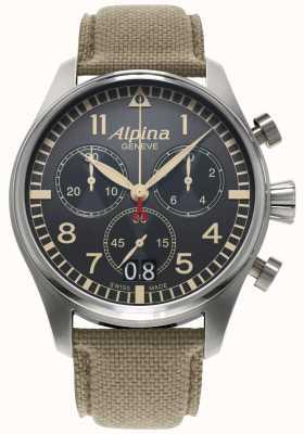 Alpina Startimer-piloot AL-372BGR4S6
