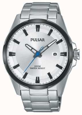 Pulsar Gents roestvrij stalen horloge PS9511X1