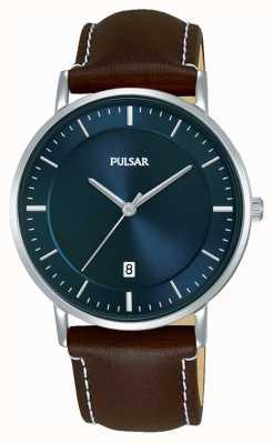 Pulsar Gents roestvrij stalen horloge PG8257X1