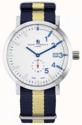 Smart Turnout Smart horloge met Yale bandje STC1/56/W
