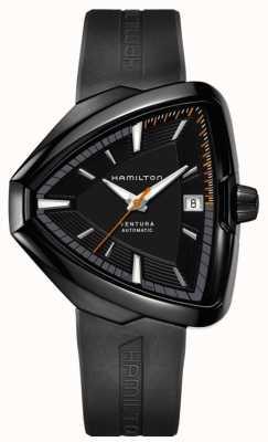 Hamilton Heren ventura elvis80 automatisch zwart H24585331