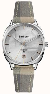 Barbour Dames mitraliet met tartan BB062SLTA