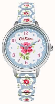 Cath Kidston Womans lichtblauwe bloemenuitbreider CKL030WU