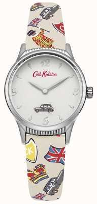 Cath Kidston Vrouwen uk print beige CKL011WW