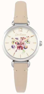 Cath Kidston Womans bloemenwiel beige CKL015CS
