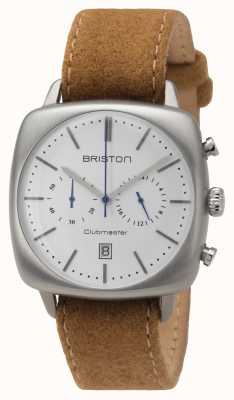 Briston Mens clubmaster vintage stalen beige 16140.S.V.2.LFCA