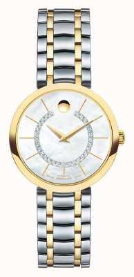 Movado Women's 1881 automatisch horloge 0606921
