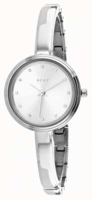 DKNY Womans murray roestvrij staal zilver NY2598