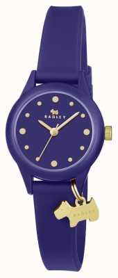 Radley Womans 'kijken' purple RY2436