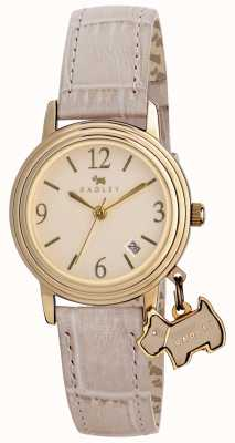 Radley Womans darlington crème lederen riem RY2300