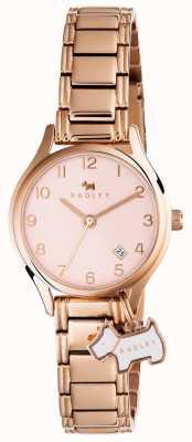 Radley Womans liverpool straat armband rose goud RY4266