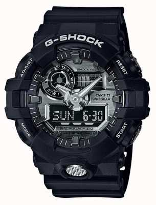 Casio Mens G-shock analoge digitale chronograaf marine GA-710-1AER