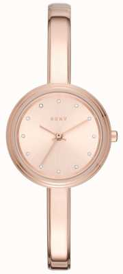 DKNY Womans murray steeg getinte armband horloge NY2600