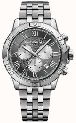 Raymond Weil Mens tango grijze chronograaf 8560-ST-00606