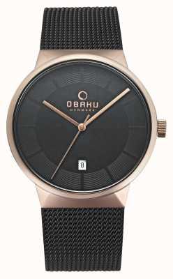 Obaku Mens Horloge V200GDVBMB