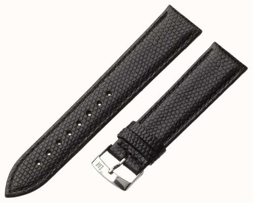 Morellato Alleen band - ibiza hagedis kalf zwart 16mm A01X3266773019CR16