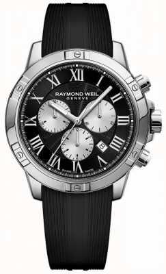 Raymond Weil Mens tango chronograaf zwart 8560-SR-00206