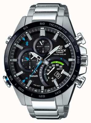 Casio | heren | bouwwerk | bluetooth | zwaar | zonne | racer | EQB-501XDB-1AMER