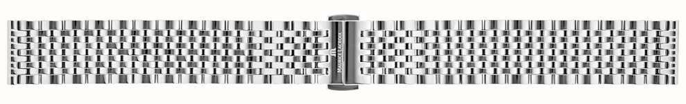 Maurice Lacroix Riem alleen 20 mm roestvrijstalen milaan armband riem ML450-005001