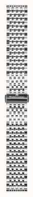 Maurice Lacroix | 20 mm roestvrijstalen milanese armband | ML450-005005