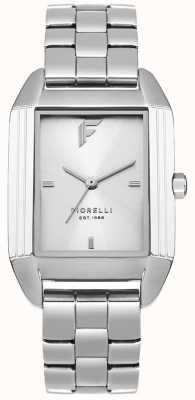 Fiorelli Dames zilveren armband bleke zilveren wijzerplaat FO034SM