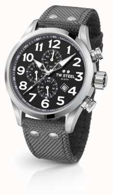 TW Steel Mens volante grijze 45mm chronograaf VS13