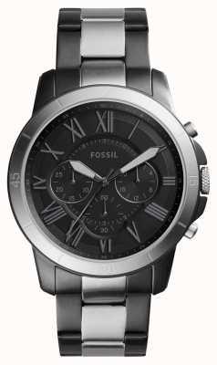 Fossil Mens geeft sportchronograaf twee toon toe FS5269