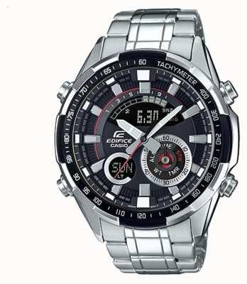 Casio Edifice horloge met tachymeter ERA-600D-1AVUEF