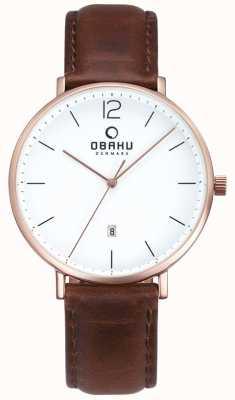 Obaku Mens horloge horloge V181GDVWRN