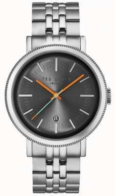 Ted Baker Mens connor zilveren roestvrijstalen armband TE10031511
