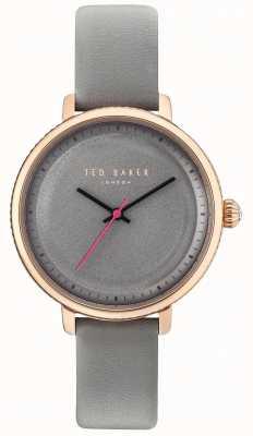 Ted Baker Womans isla 36mm grijs horloge TE10031534