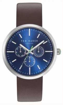 Ted Baker Bruin riem jack horloge TE10031500