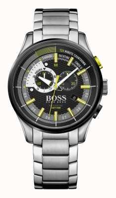 Hugo Boss Mensjacht timer ii roestvrijstalen chronograaf 1513336