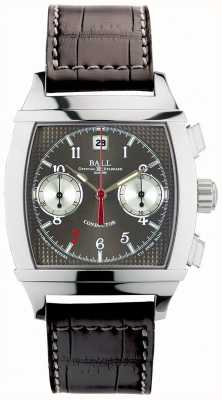 Ball Watch Company Vanderbilt grijze dial chronograaf limited edition dirigent CM2068D-LJ-GY