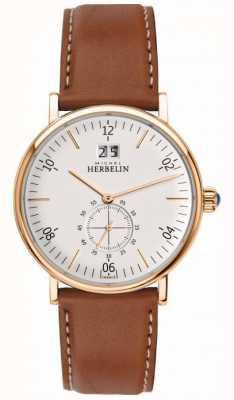 Michel Herbelin Heren inspiratie chronograaf horloge 18247/PR11GO