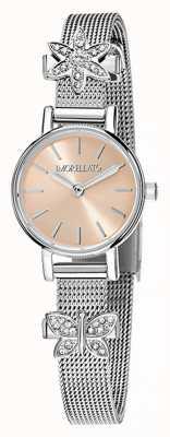 Morellato Vrouwen tesori roestvrij stalen horloge horloge R0153122582