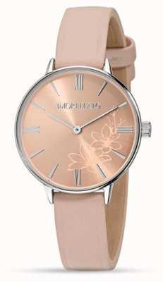 Morellato Womens ninfa magnolia wijzerplaat / riem horloge R0151141503