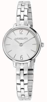 Morellato Vrouwen petra klein roestvrij stalen horloge R0153140507