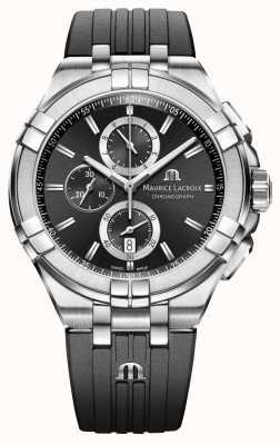 Maurice Lacroix Heren aikon chronograaf horloge AI1018-SS001-330-2