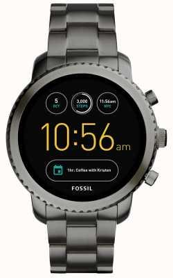 Fossil Mensensport q verkent smartwatch FTW4001