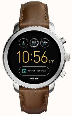 Fossil Mensensport q verkent smartwatch FTW4003