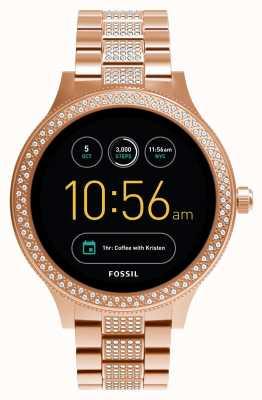 Fossil Vrouwen q venture smartwatch FTW6008
