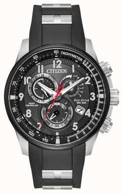 Citizen Mens eco-drive limited edition radio gestuurde chronograaf AT4138-05E